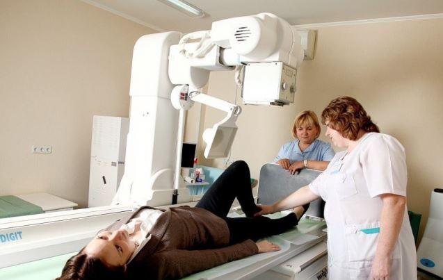 новый рентгенологический комплекс