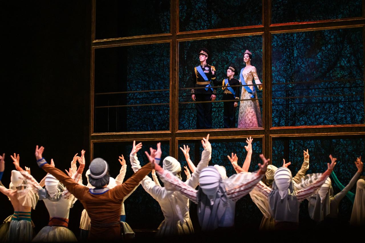Пермский театр оперы и балета получил две главных театральные премии России