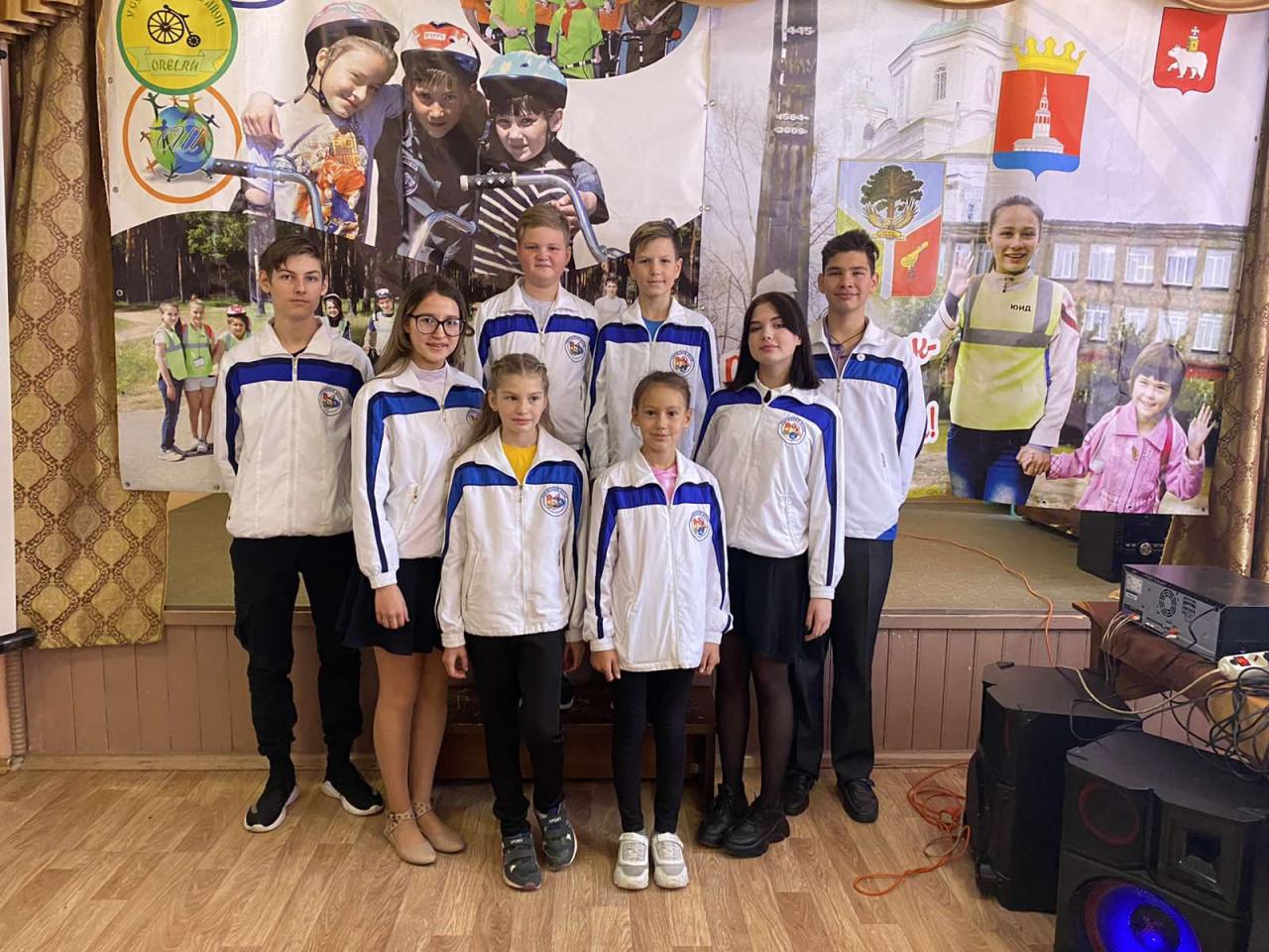 Березниковские сотрудники ГИБДД рассказали школьникам о правилах ПДД